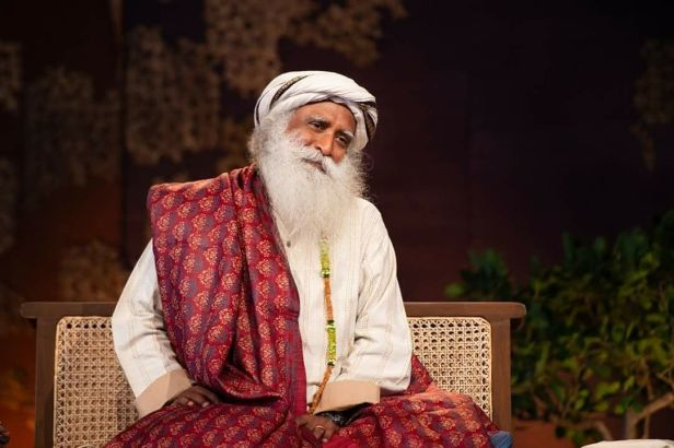 Eternal Echoes a collection of the poems penned down by Hindu mystic Sadhguru