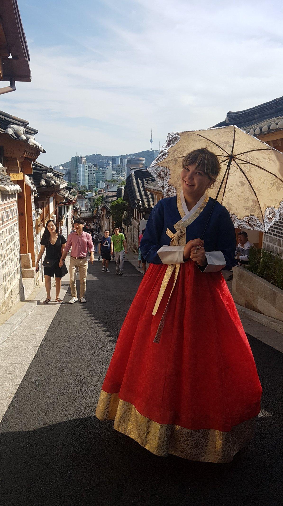 Oh my oppa Tour Korea