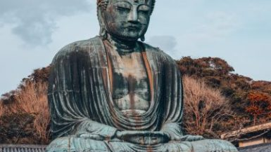 Kamakura Japan Great Buddah
