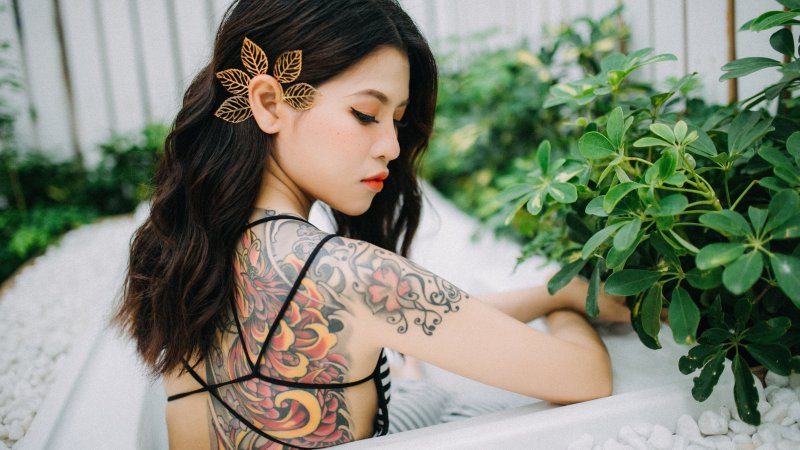 south korea tattoo artists