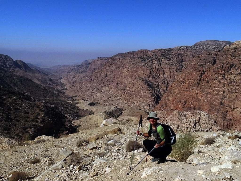 Wadi Dana Trail, Jordan