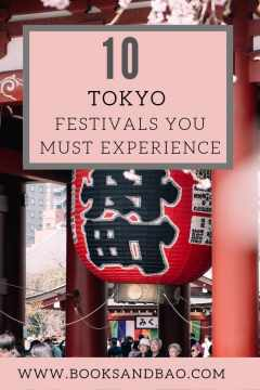 10 Tokyo Festivals You Must Experience | Books and Bao
