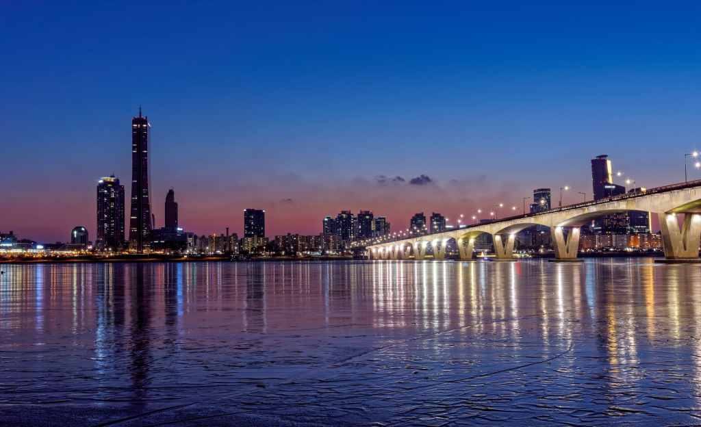 Where to stay in seoul, korea