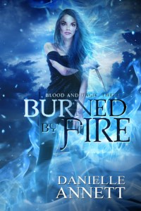 Burned by Fire by Danielle Annett - A Book Review #UrbanFantasy #Romance #Supernaturals
