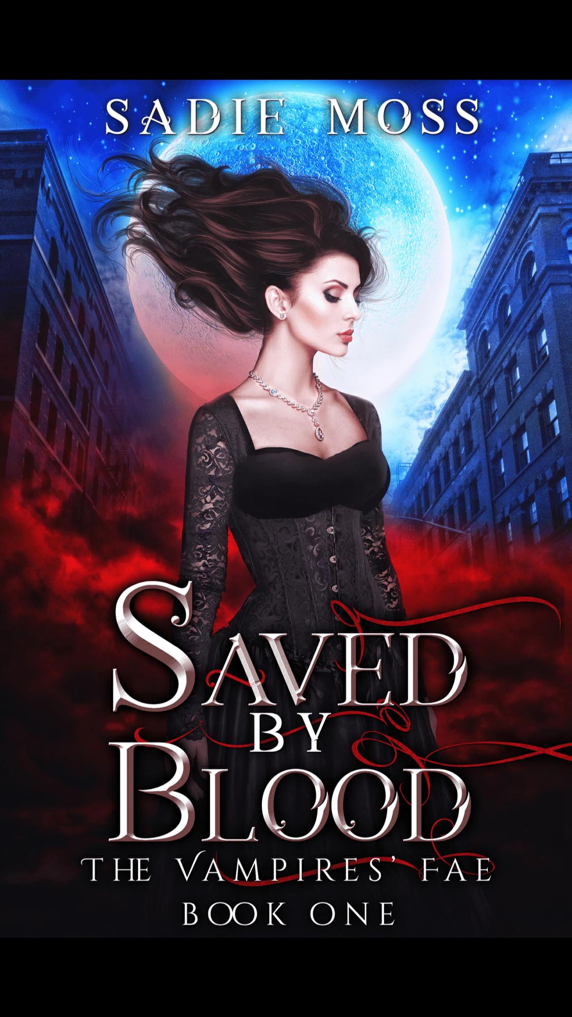 Saved by Blood by Sadie Moss – A Book Review