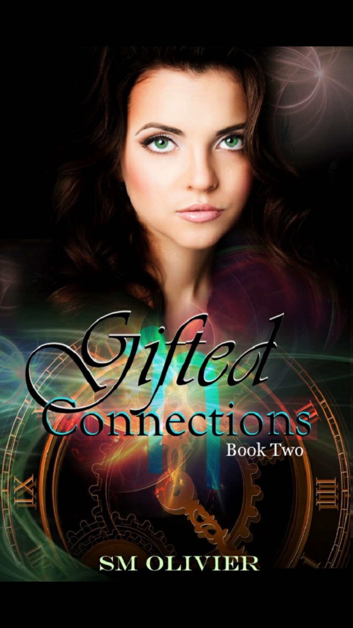 Gifted Connections Books 2 by SM Oliver - A Book Review #Whychoose #RH #UrbanFantasy #ReverseHarem #Academy
