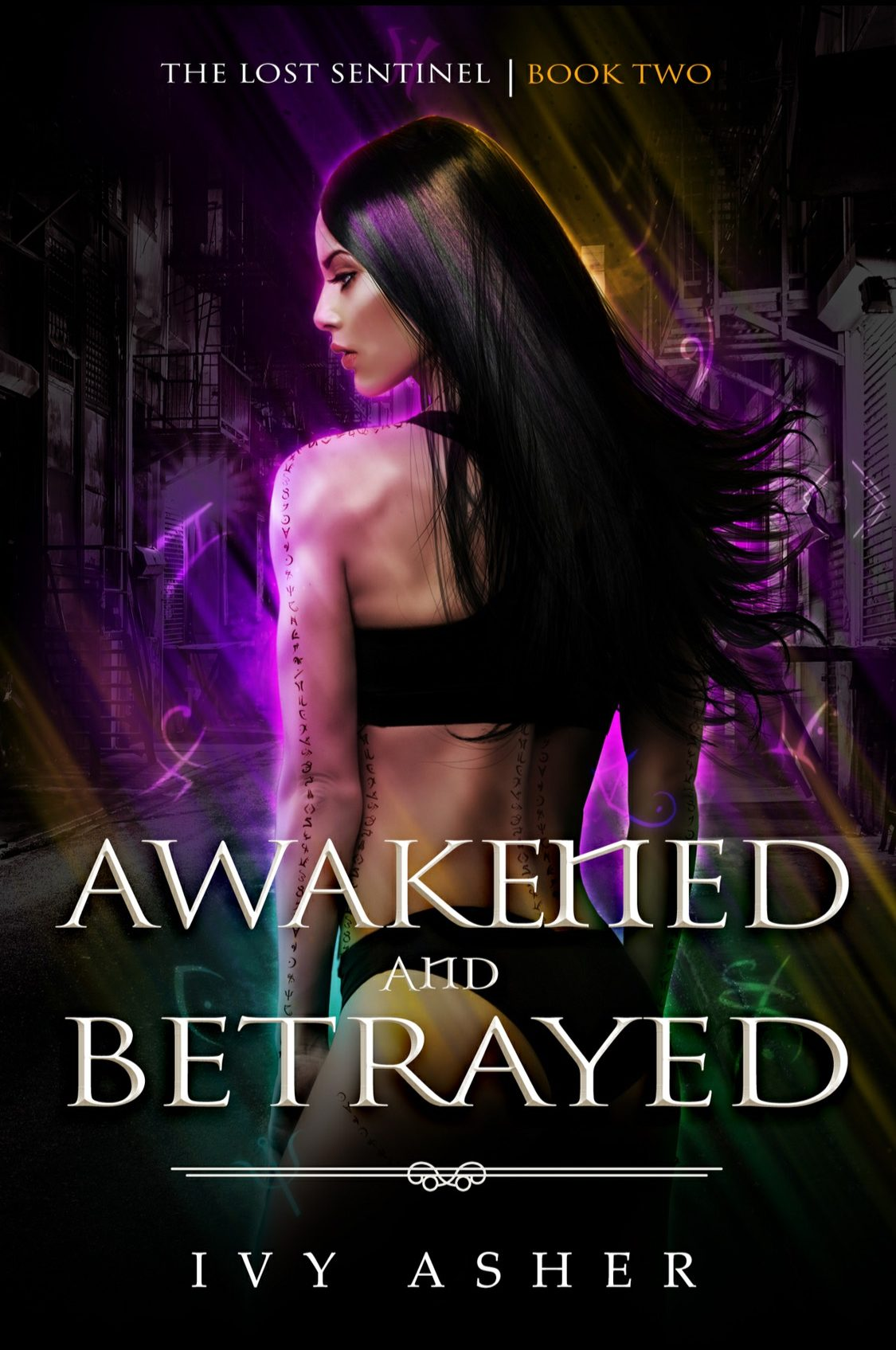 Awakened and Betrayed by Ivy Asher – A Book Review
