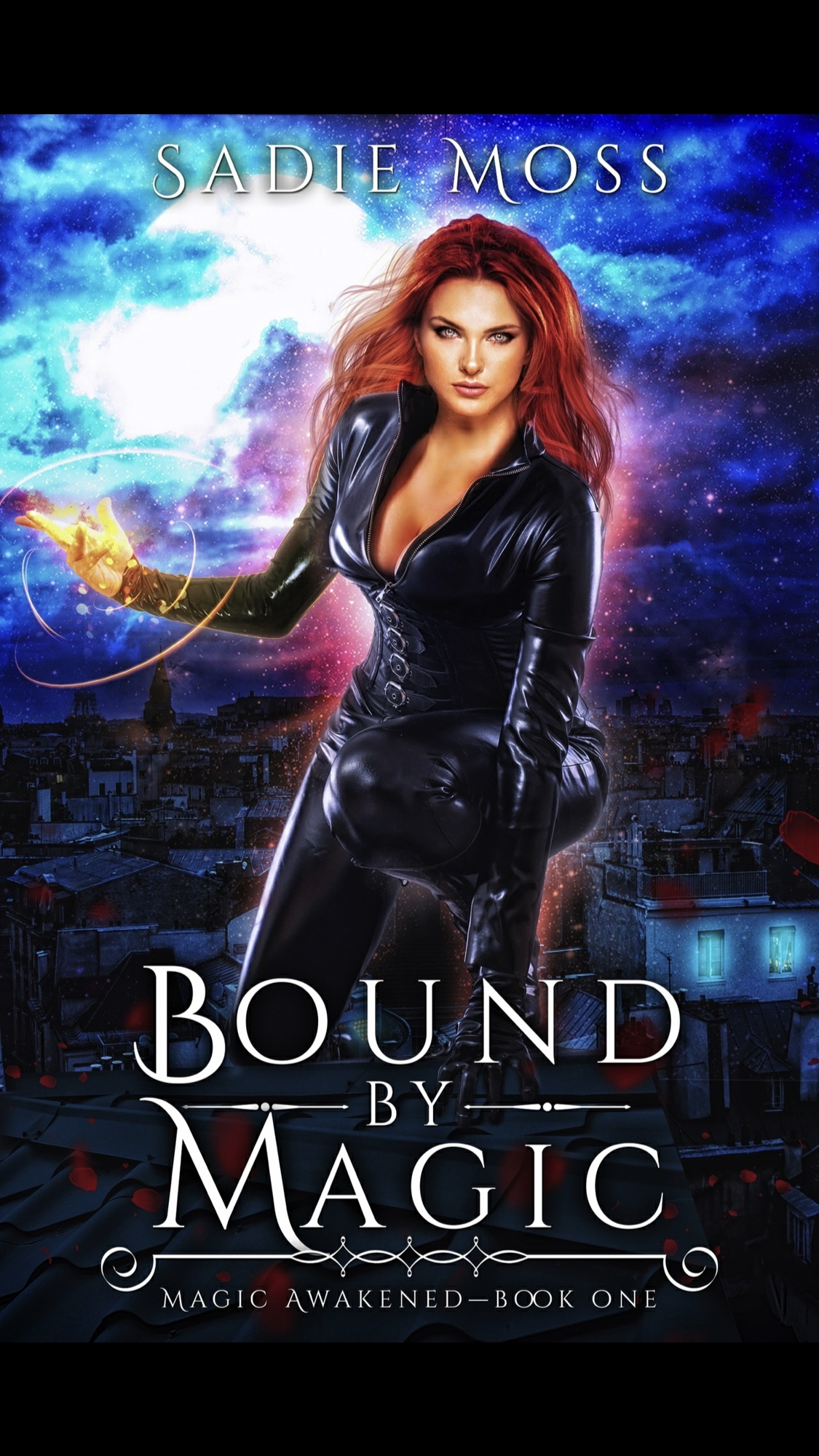 Bound Magic By Sadie Moss - Book Review #Slowburn #PNR #RH #Worthreading #Bookreview