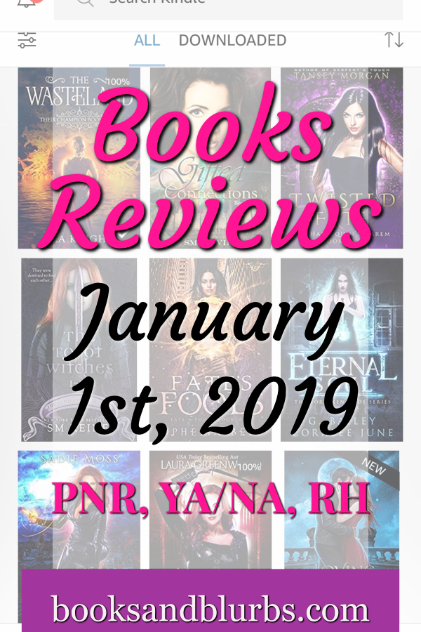 What I am Reading Now… Book Reviews January 1st, 2019