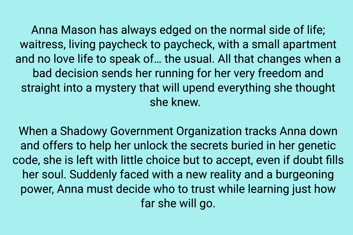 Looking for a blurb for your new novel? Check out my Portfolio! Affordable pricing for professional results.