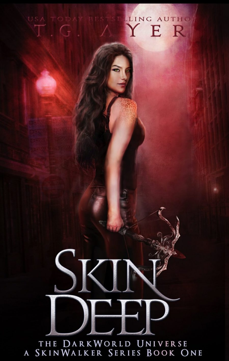 Skin Deep by T.G. Ayer – A Book Review