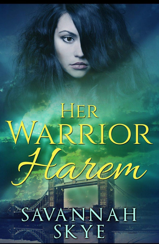 Her Warrior Harem by Savannah Skye - A Book Review #BookReview #FastBurn #Standalone #RH #WhyChoose #Fantasy #BookBlogger #3.5stars