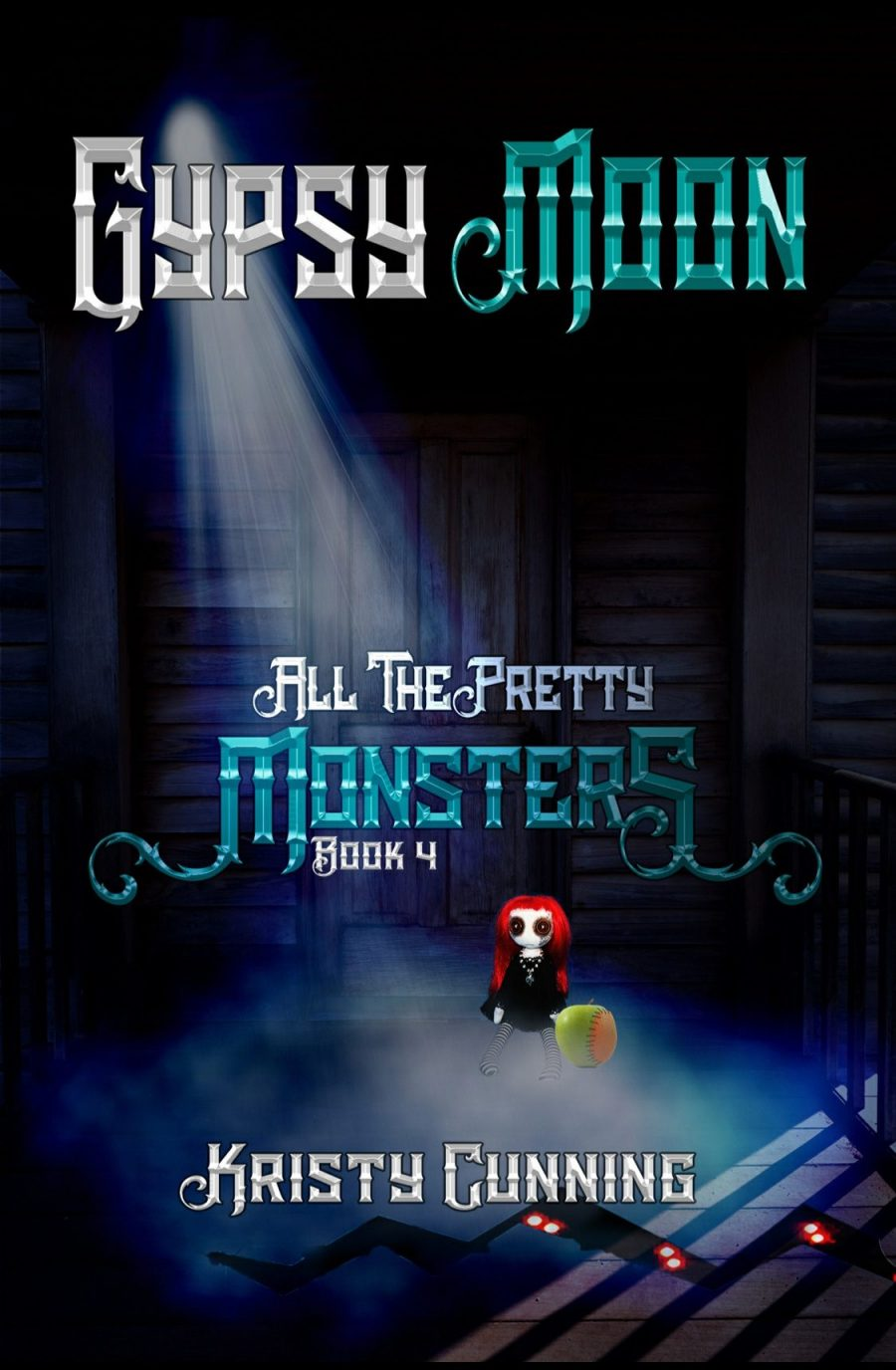 Gypsy Moon *All the Pretty Monsters - Book 4* by Kristy Cunning - A Book Review #BookReview #BookBlogger #AllThePrettyMonsters #MustRead #NewRelease #RH #PNR