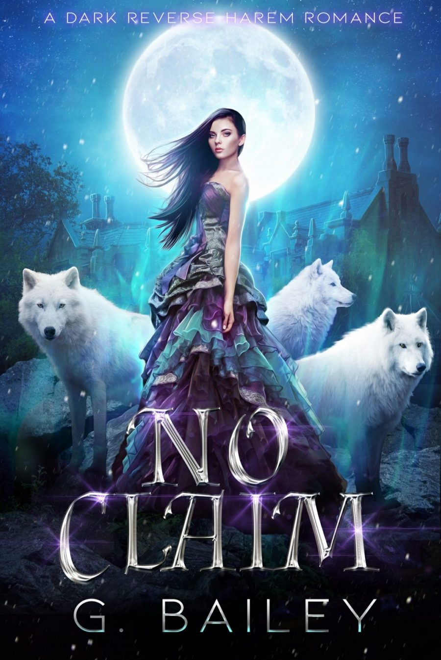 No Claim *The Alpha Brothers - Book 2* by G. Bailey - A Book Review #BookReview #Dark #Paranormal #RH #Romance #PNR #WhyChoose #BookBlogger