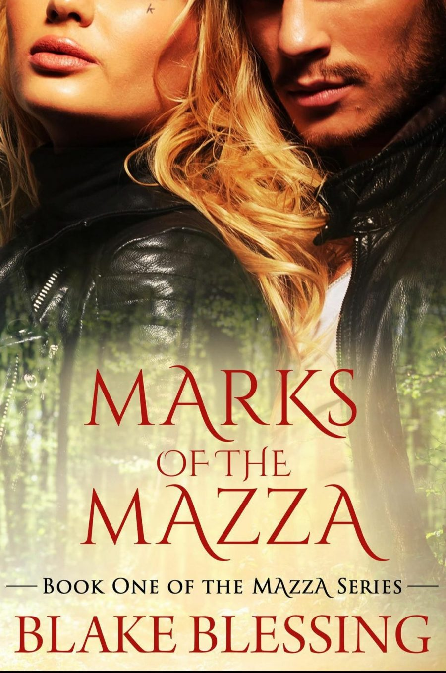 Marks of the Mazza *The Mazza Series - Book 1* by Blake Blessing - A Book Review #BookReview #WhyChoose #ReverseHarem #RH #Paranormal #PNR #FastBurn