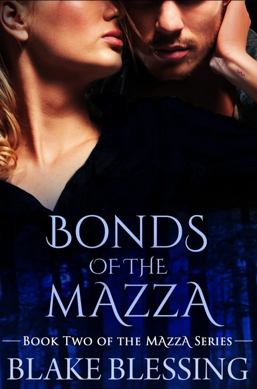 Bonds of the Mazza *The Mazza Series - Book 2* by Blake Blessing - A Book Review #BookReview #WhyChoose #RH #ReverseHarem #FastBurn #PNR #Paranormal