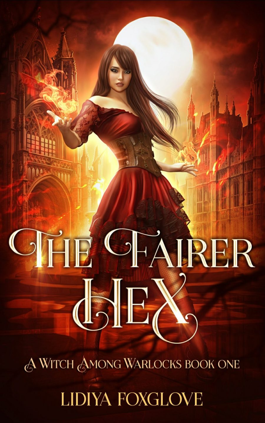The Fairer Hex by Lidiya Foxglove – A Book Review
