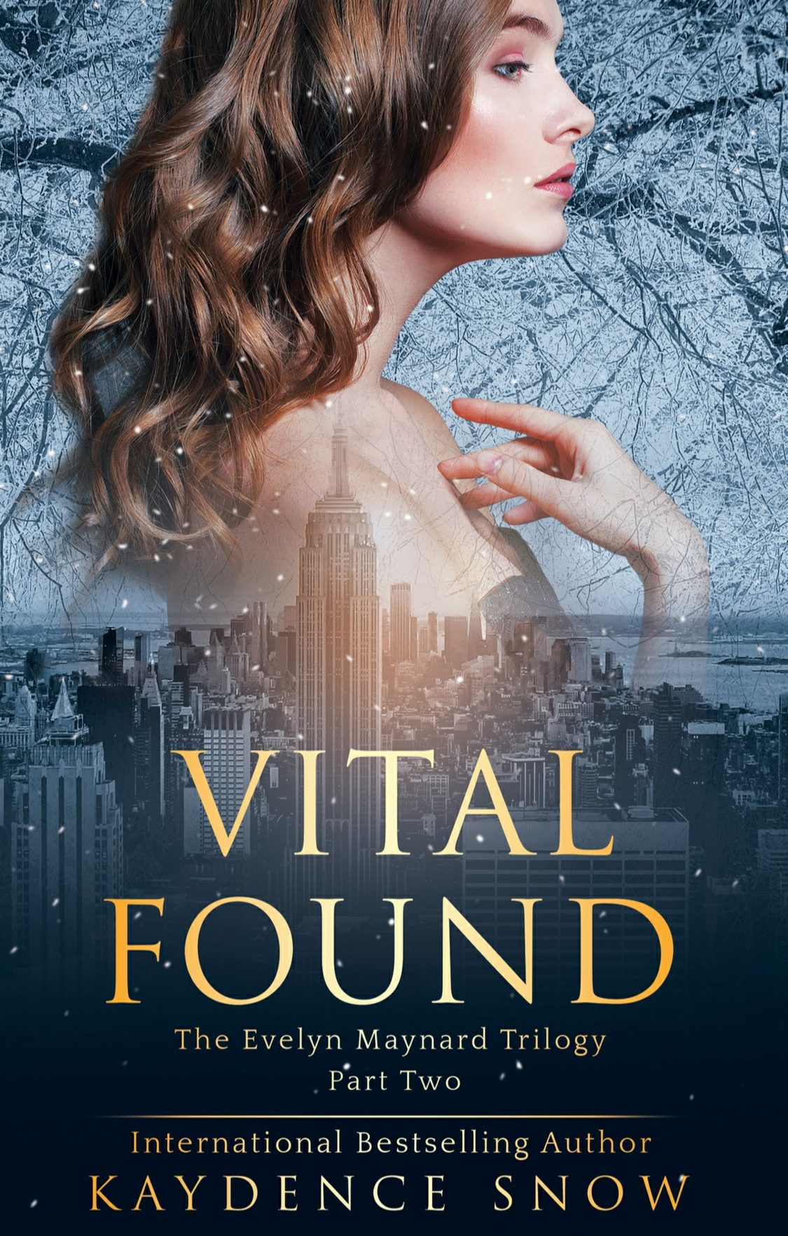 Vital Found by Kaydence Snow - A Book Review #BookReview #WhyChoose #SlowBurn #RH #ReverseHarem #PNR #Paranormal #MustRead