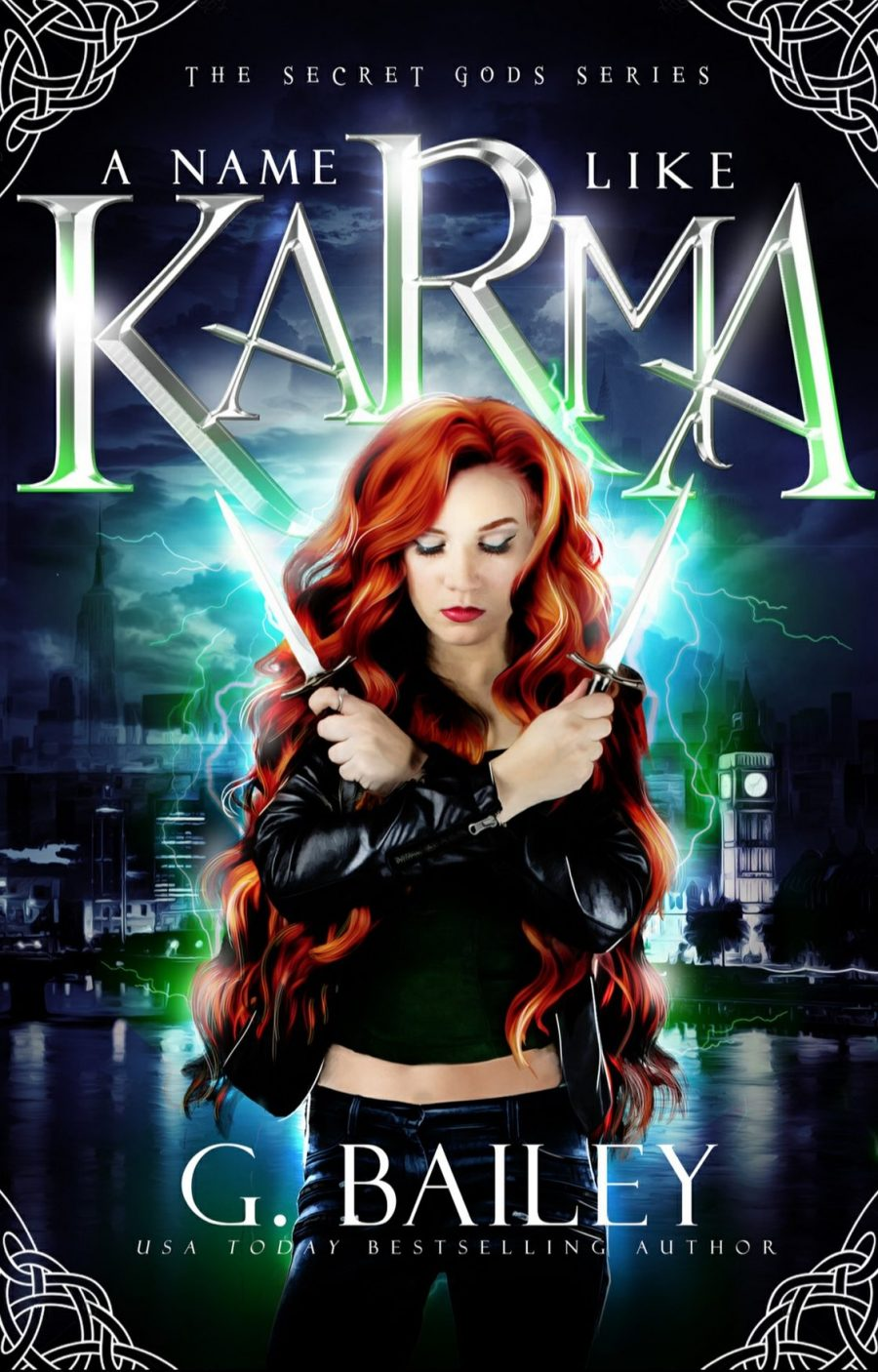 A Name Like Karma by G. Bailey – A Book Review