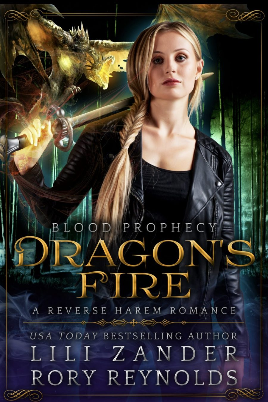 Dragon's Fire by Lili Zander and Rory Reynolds – A Book Review