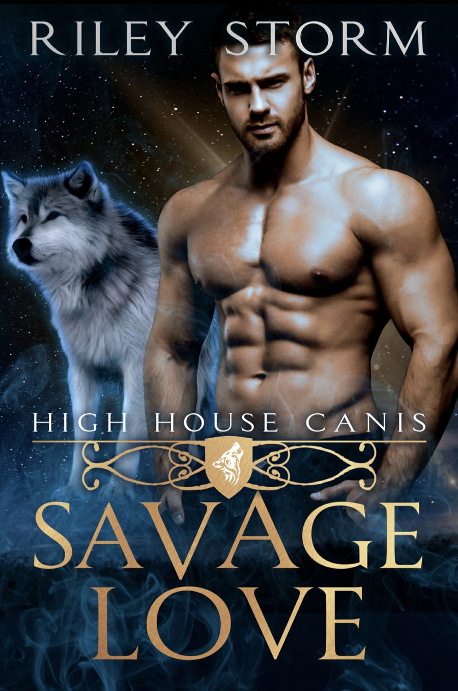 Savage Love *House of Canis - Book 1* by Riley Storm - A Book Review #BookReview #PNR #Paranormal #ShifterRomance #Series #Mates