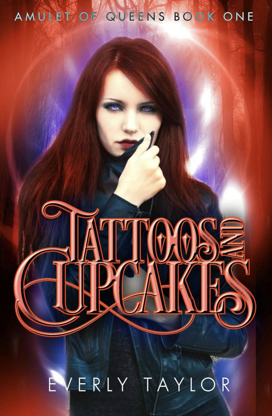 Tattoos and Cupcakes by Everly Taylor - A Book Review #FastBurn #WhyChoose #RH #ReverseHarem #Vampires #Book1 #PNR #Paranormal #NewRelease
