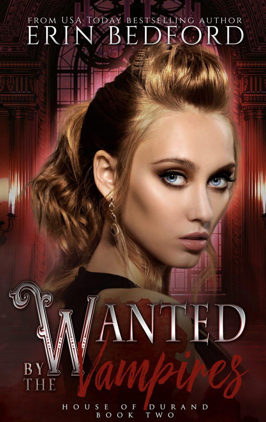 Wanted by the Vampires by Erin Bedford – A Book Review