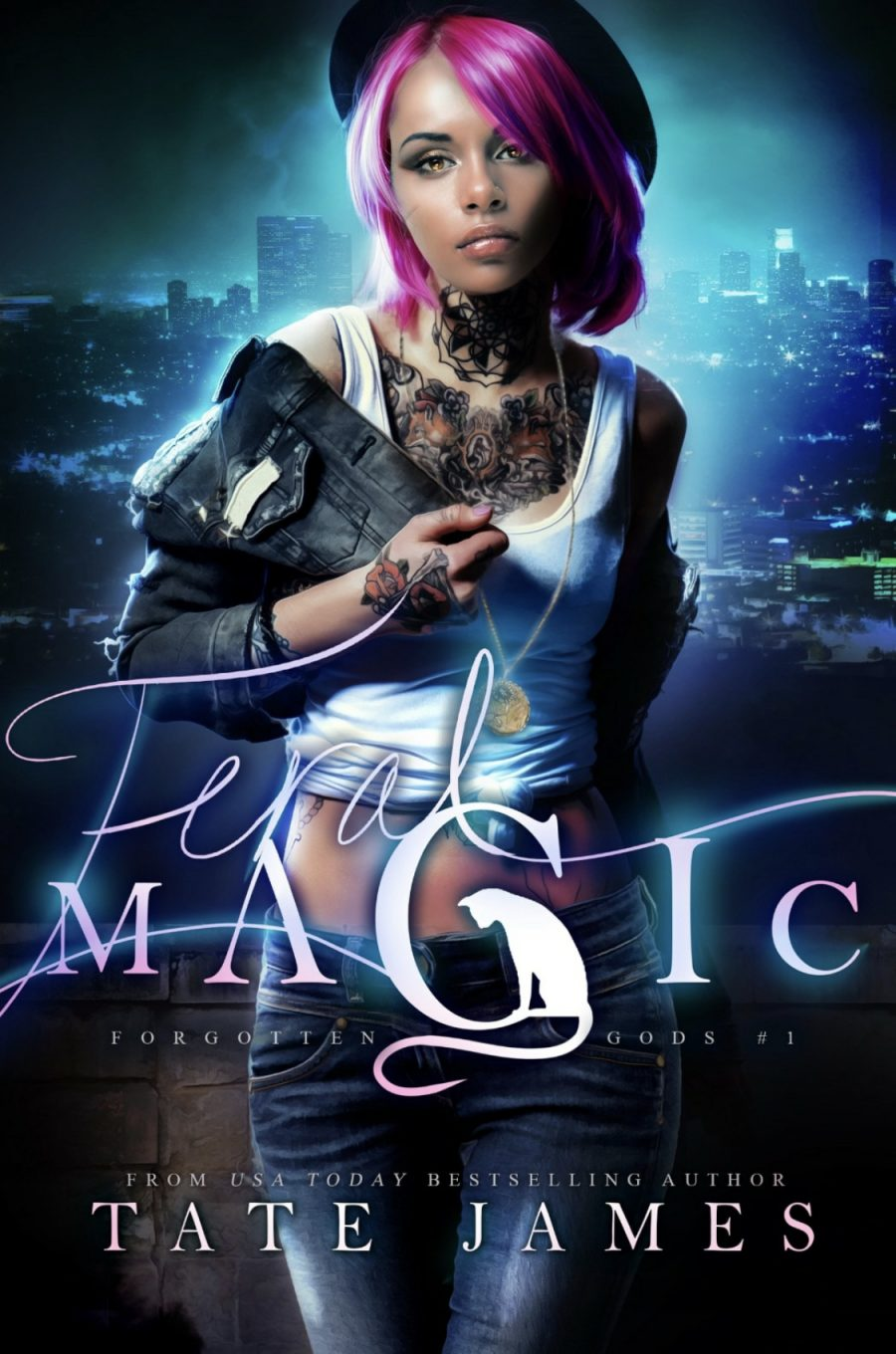 Feral Magic by Tate James - A Book Review #BookReview #Review #FastBurn #RH #ReverseHarem #WhyChoose #PNR #Shifters #EgyptianMyth @TateJamesAuthor