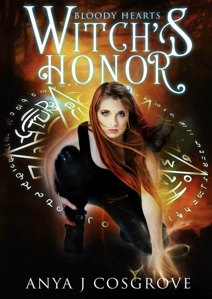 Witch's Honor by Anya K. Cosgrove - A Book Review #BookReview #UF #UrbanFantasy #Paranormal #Romance #KU #KindleUnlimited
