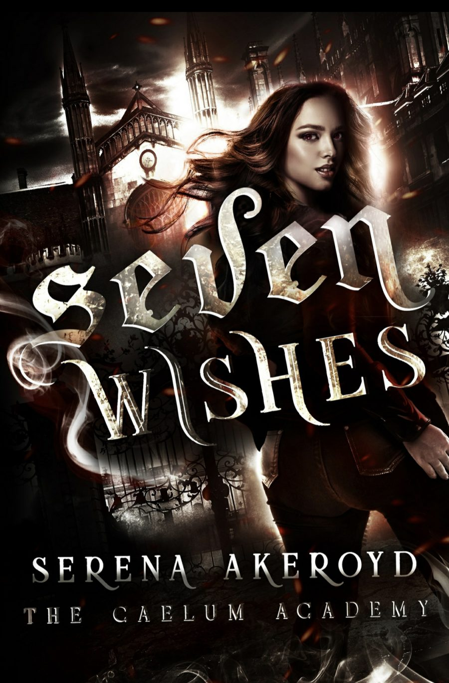 Seven Wishes by Serena Akeroyd - A Book Review #BookReview #SlowBurn #RH #WhyChoose #PNR #Paranormal #Academy #NA #Bully #KindleUnlimited #KU