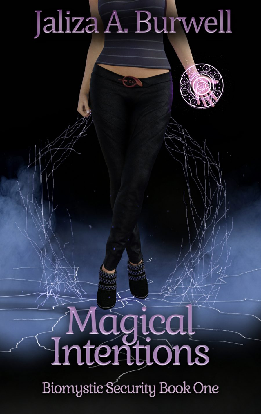 Magical Intentions by Jaliza A. Burwell - A Book Review #BookReview #UrbanFantasy #SlowBurn #RH #ReverseHarem #WhyChoose #PNR