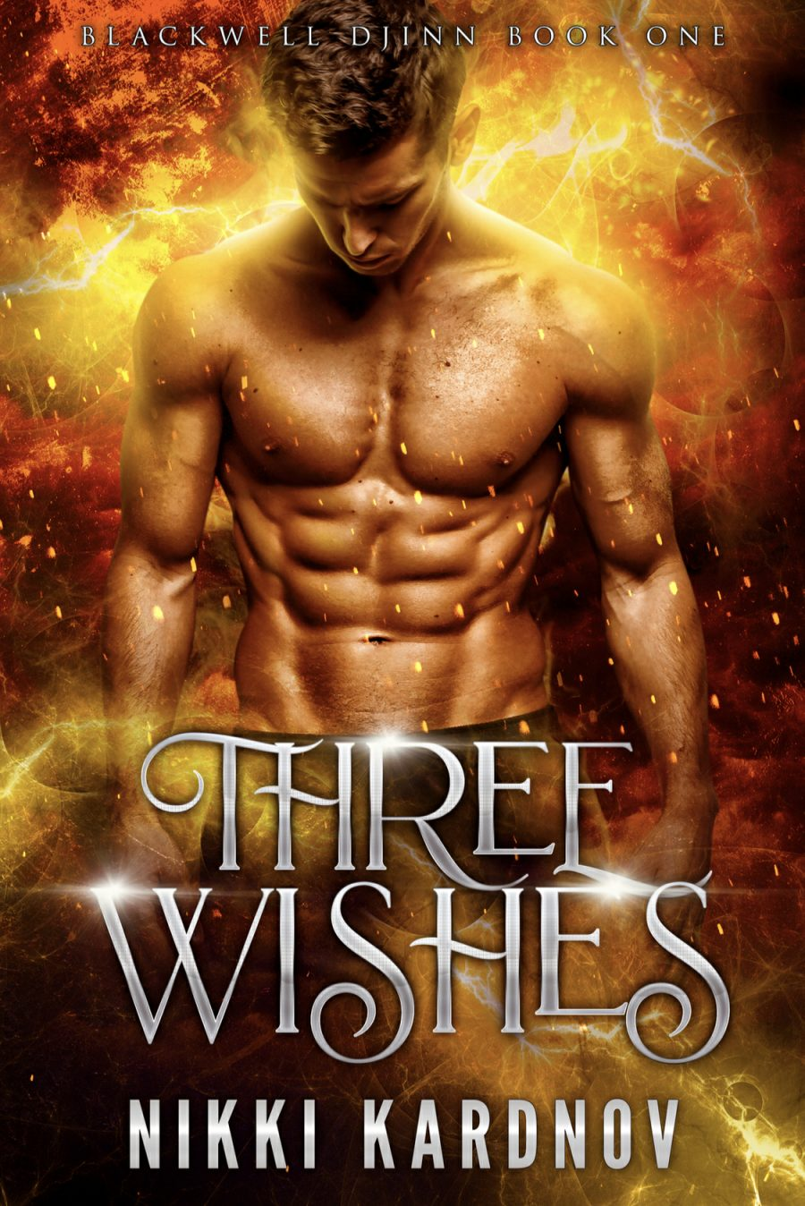 Three Wishes by Nikki Kardnov - A Book Review - Books and Blurbs