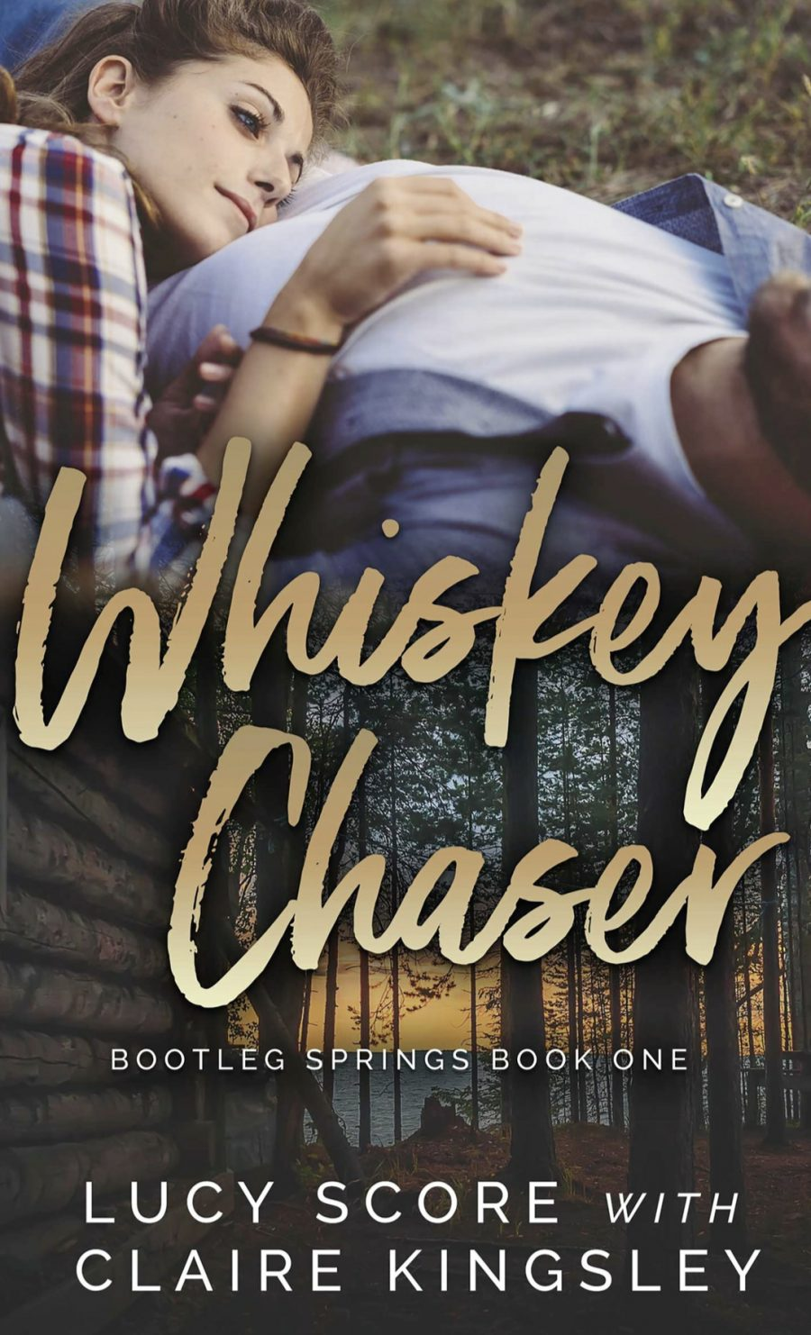 Whiskey Chaser by Lucy Score with Claire Kingsley - A Book Review #BookReview #Contemporary #ContemporaryRomance #HEA #KindleUnlimited #KU #Country #4Stars