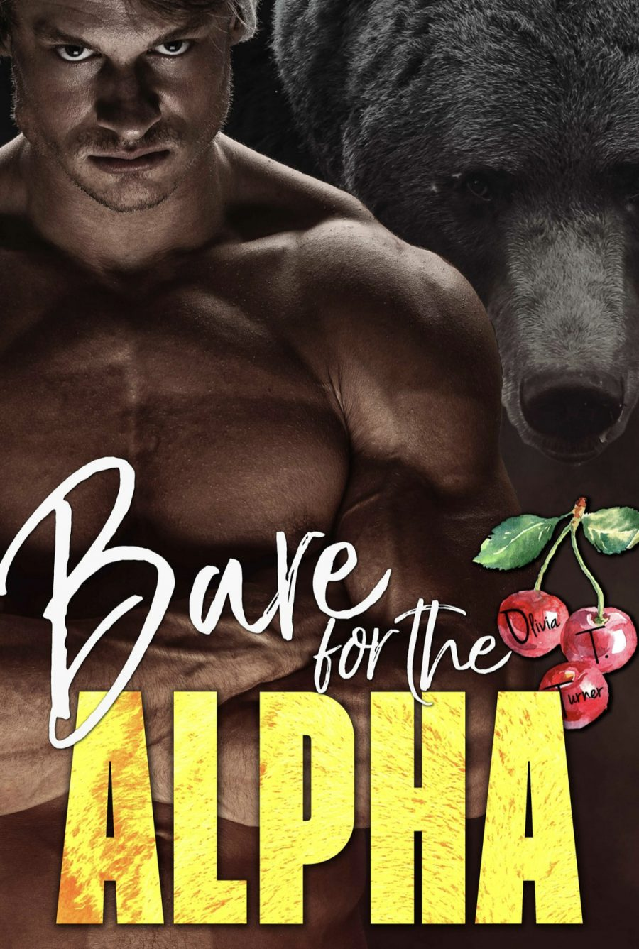 Bare for The Alpha by Olivia T. Turner - A Book Review #BookReview #PNR #OverTheTop #Shifter #Silly #HEA #Explicit #TropeHeavy #OTT #Fun