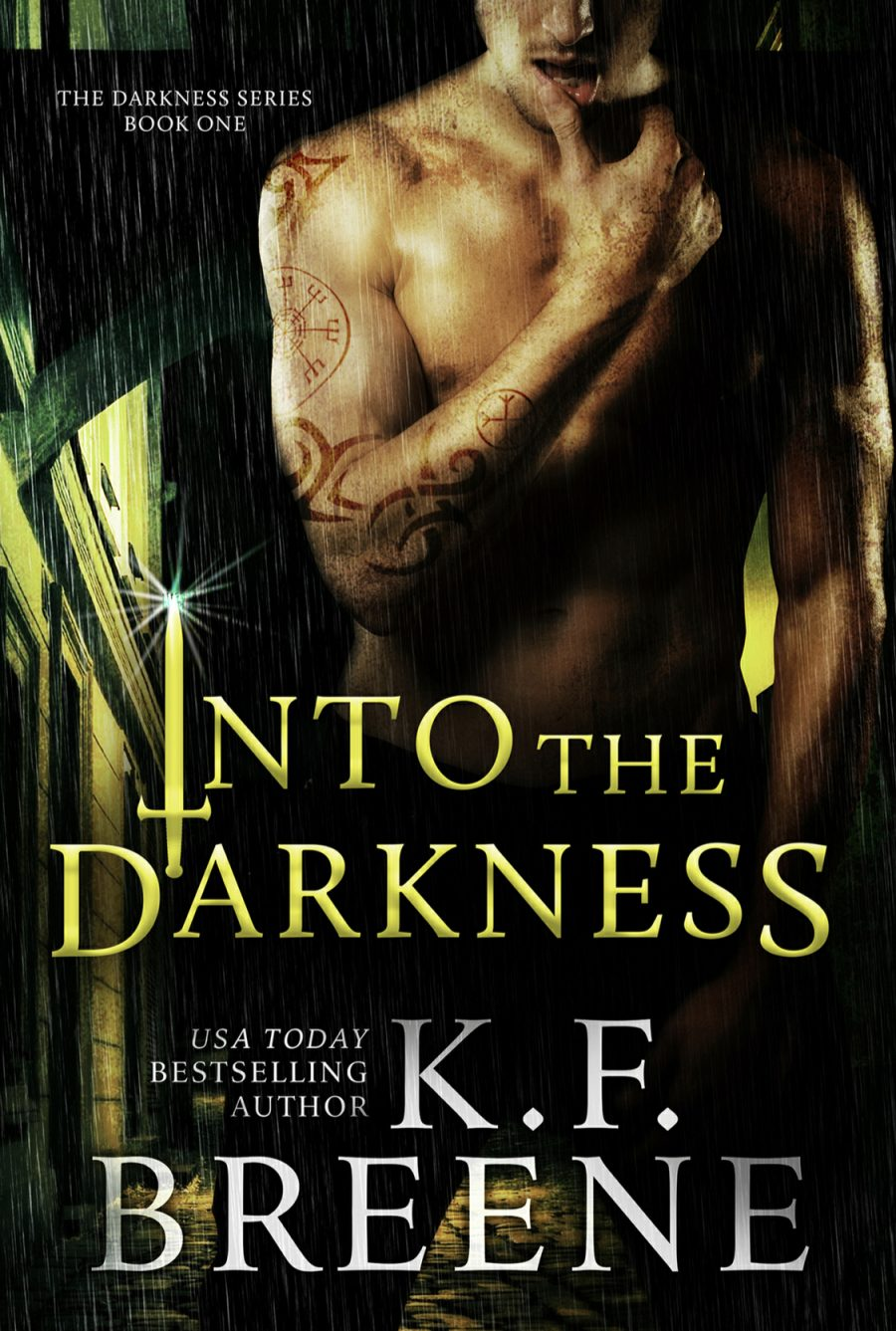 Into The Darkness by K.F. Breene - A Book Review #BookReview #UrbanFantasy #OlderBook #CompleteSeries #KindleUnlimited #KU #Novella