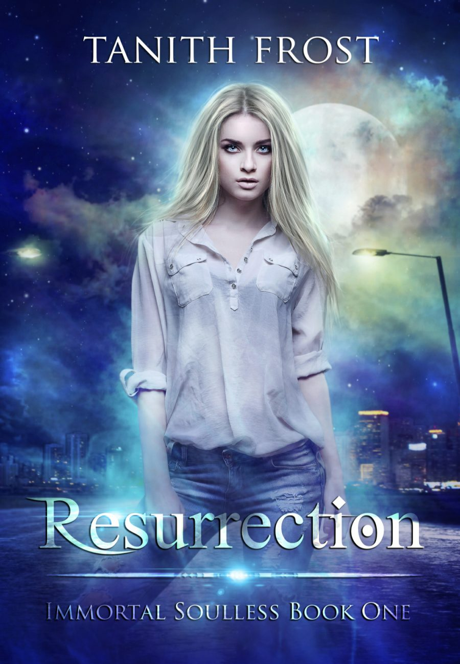 Resurrection (Immortal Soulless - Book 1) by Tanith Frost - A Book Review #BookReview #UrbanFantasy #UF #CompleteSeries #Book1 #Vampires
