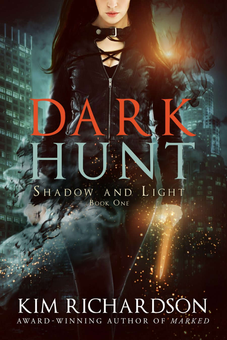 Dark Hunt (Shadows and Light - Book 1) by Kim Richardson - A Book Review #BookReview #UrbanFantasy #SeriesComplete #KindleUnlimited #KU #4Stars