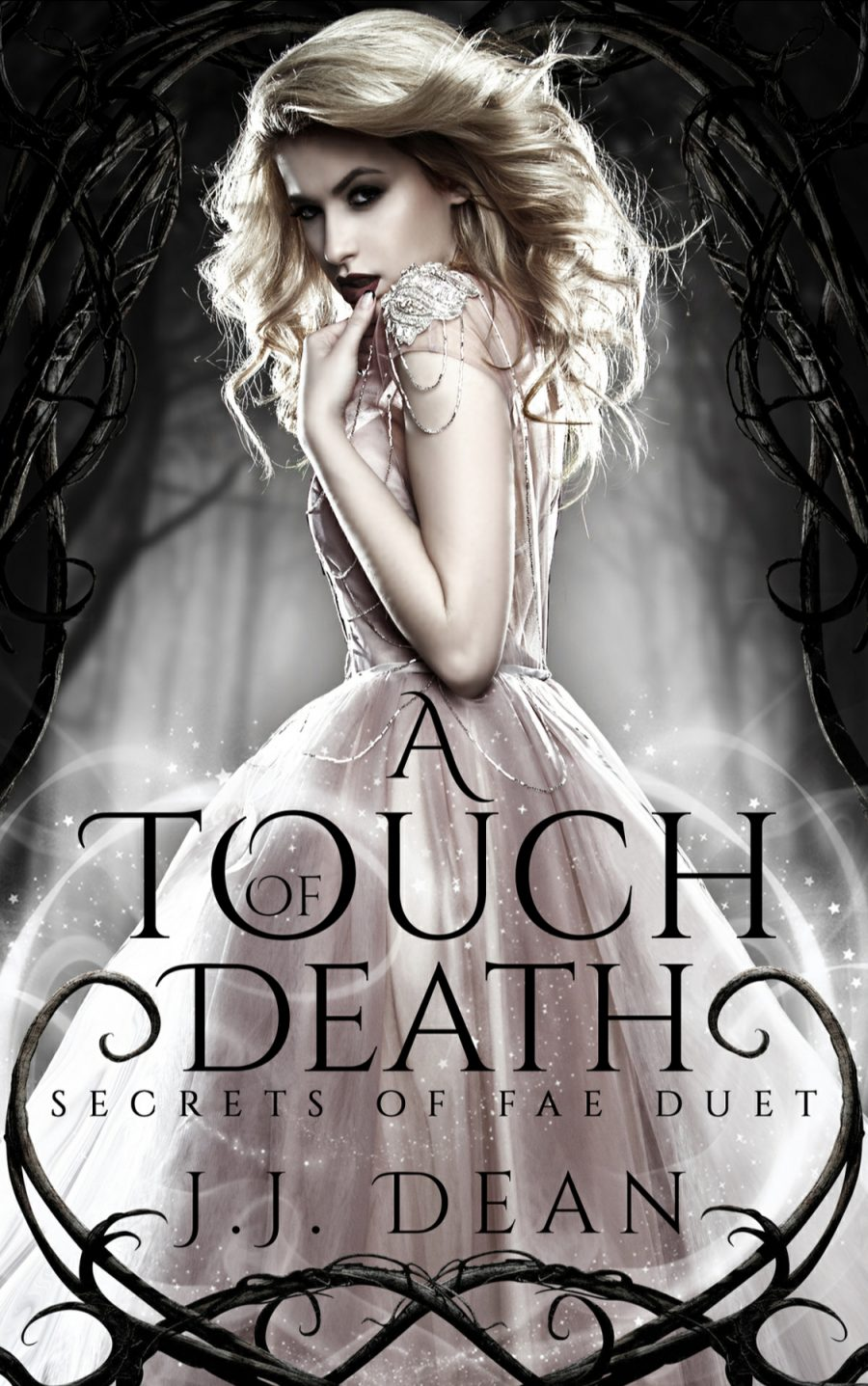 A Touch of Death by J.J. Dean - A Book Review #BookReview #SlowBurn #RH #Duet #PNR #WhyChoose #ReverseHarem #4Stars #KindleUnlimited #KU
