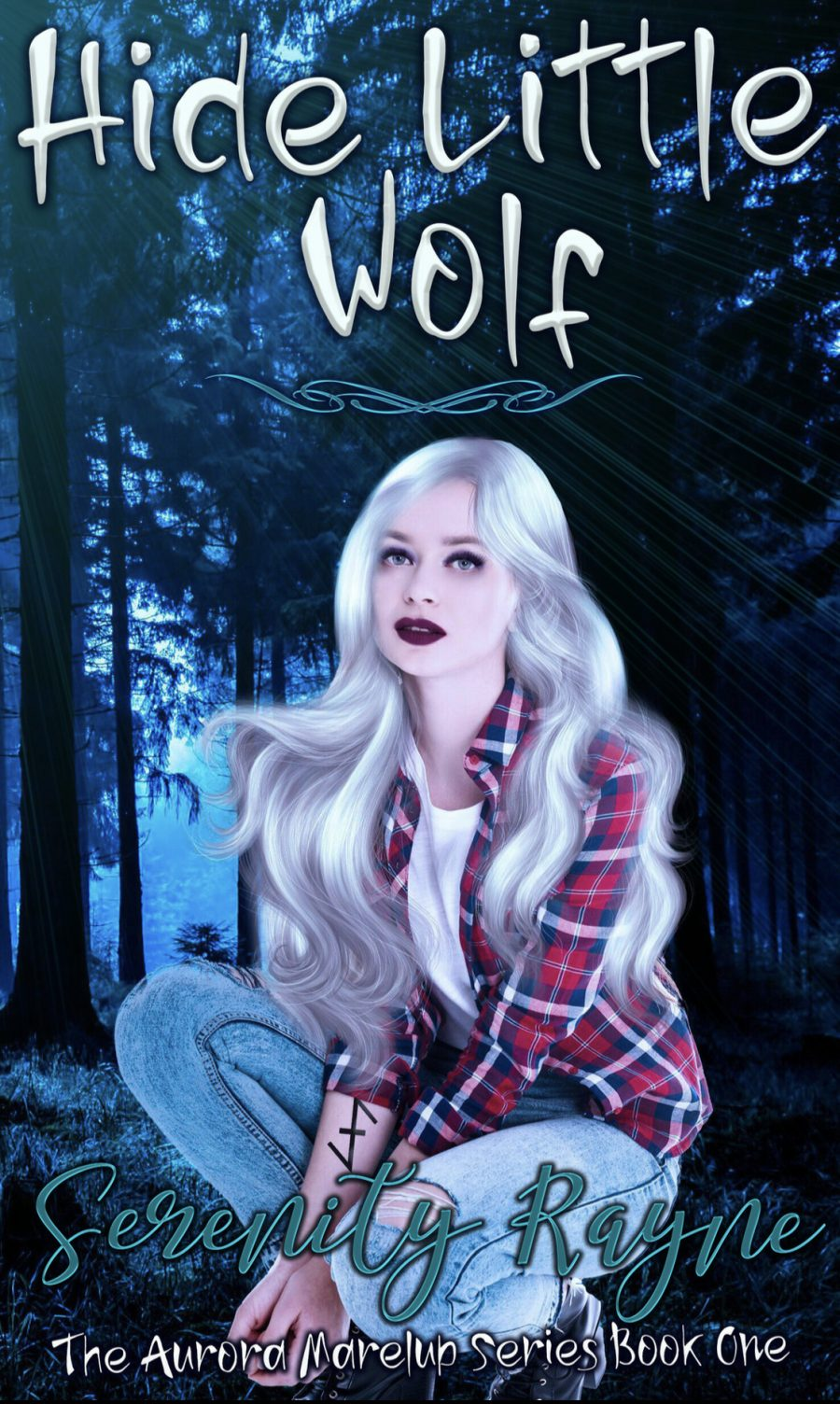 Hide Little Wold (Aurora Marelup - Book 1) by Serenity Rayne - A Book Review #BookReview #FastBurn #RH #Shifters #WhyChoose #2Stars #KindleUnlimited #KU