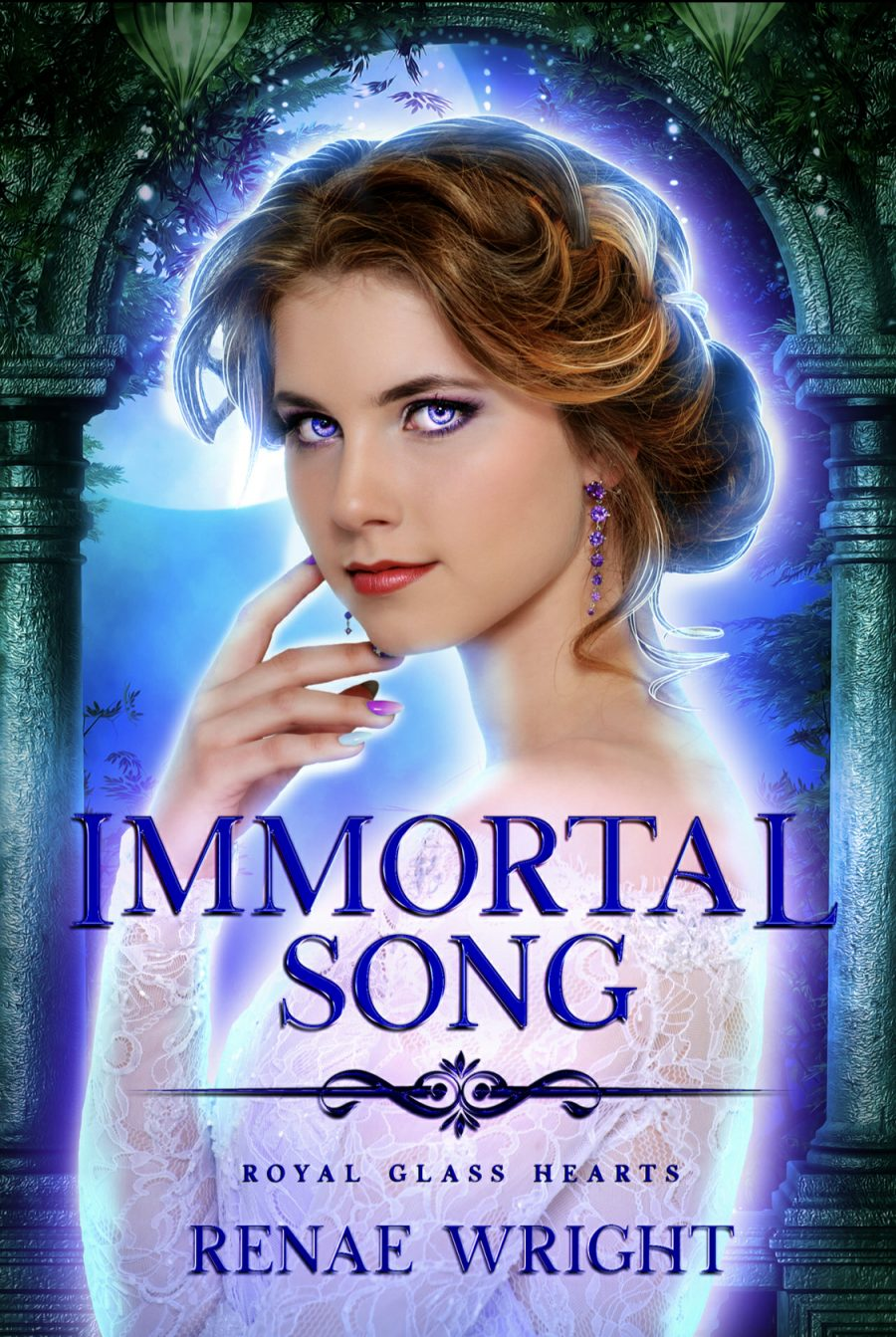 Immortal Song by Renae Wright - A Book Review #BookReview #SlowBurn #RH #FairyTale #4Stars #Book2 #Shifters #Vampires #Fae #Siren #KindleUnlimited #KU