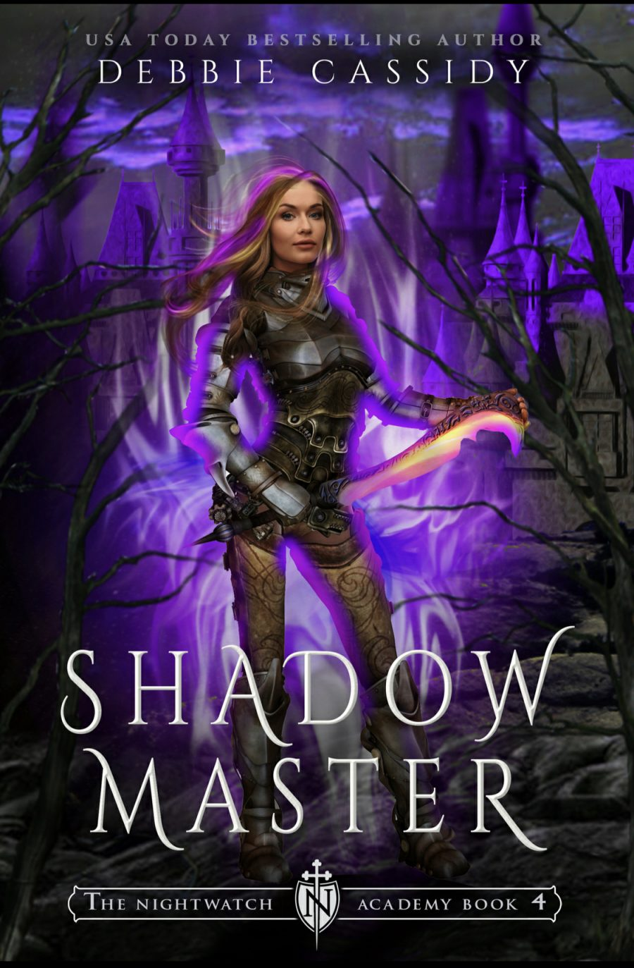 Shadow Master (The Nightwatch Academy - Book 4) by Debbie Cassidy - A Book Review #BookReview #SlowBurn #RH #PNR #FinalBook #SeriesComplete #KindleUnlimited #KU