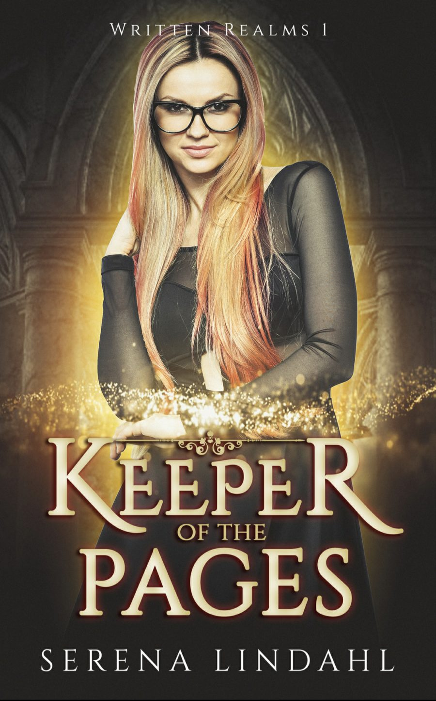 Keeper of the Pages by Serena Lindhal - A Book Review #BookReview #SeriesComplete #PNR #Fantasy #RH #4Stars #Duo #KindleUnlimited #KU