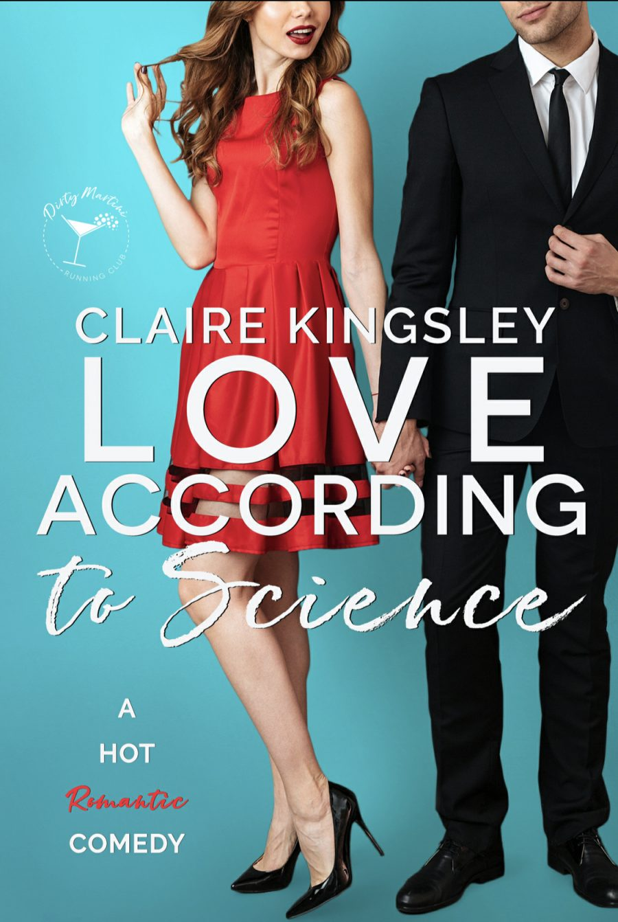 Love According to Science by Claire Kingsley - A Book Review #BookReview #RomCom #Romance #Contemporary #4Stars #HEA #KindleUnlimited #KU