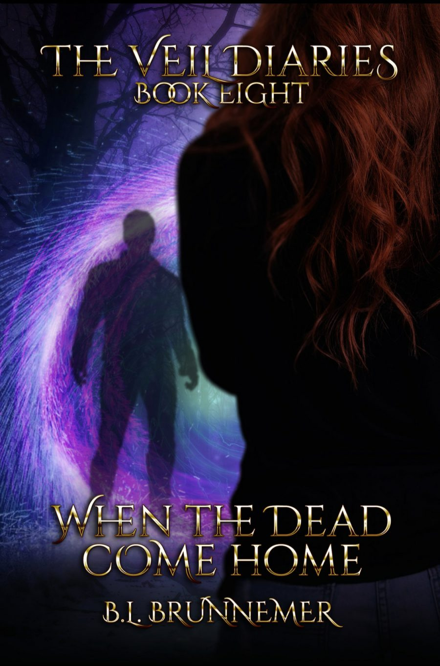 When the Dead Come Home (The Veil Diaries - Book 8) by B.L. Brunnemer - A Book Review #BookReview #SlowBurn #RH #PNR #NA #NotKU