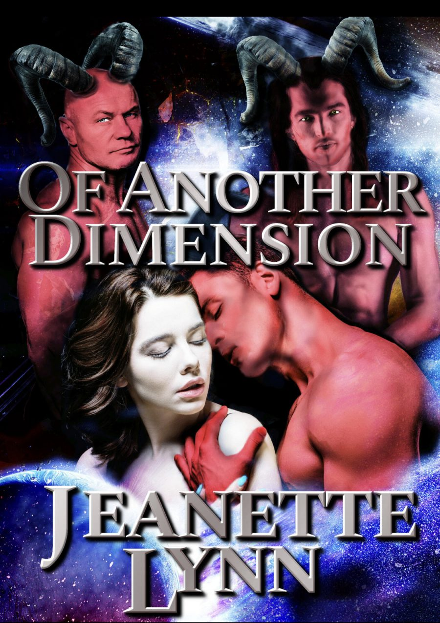 Of Another Dimension by Jeanette Lynn - A Book Review #BookReview #SciFi #Fantasy #RH #HEA #4stars #OlderRelease #KindleUnlimited #KU