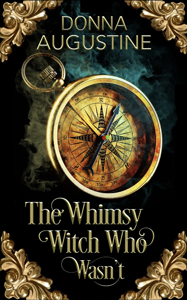 The Whimsy Witch Who Wasn't by Donna Augustine - A Book Review #BookReview #UrbanFantasy #5Stars #NewSeries #UF #KindleUnlimited #KU