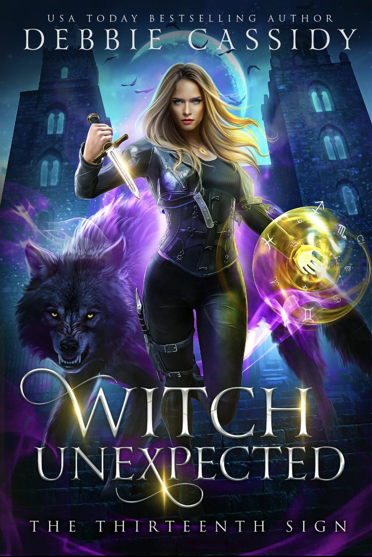 Witch Unexpected by Debbie Cassidy - A Book Review #BookReview #SpinOff #5Stars #SlowBurn #RH #SlowBuild #KU #KindleUnlimited