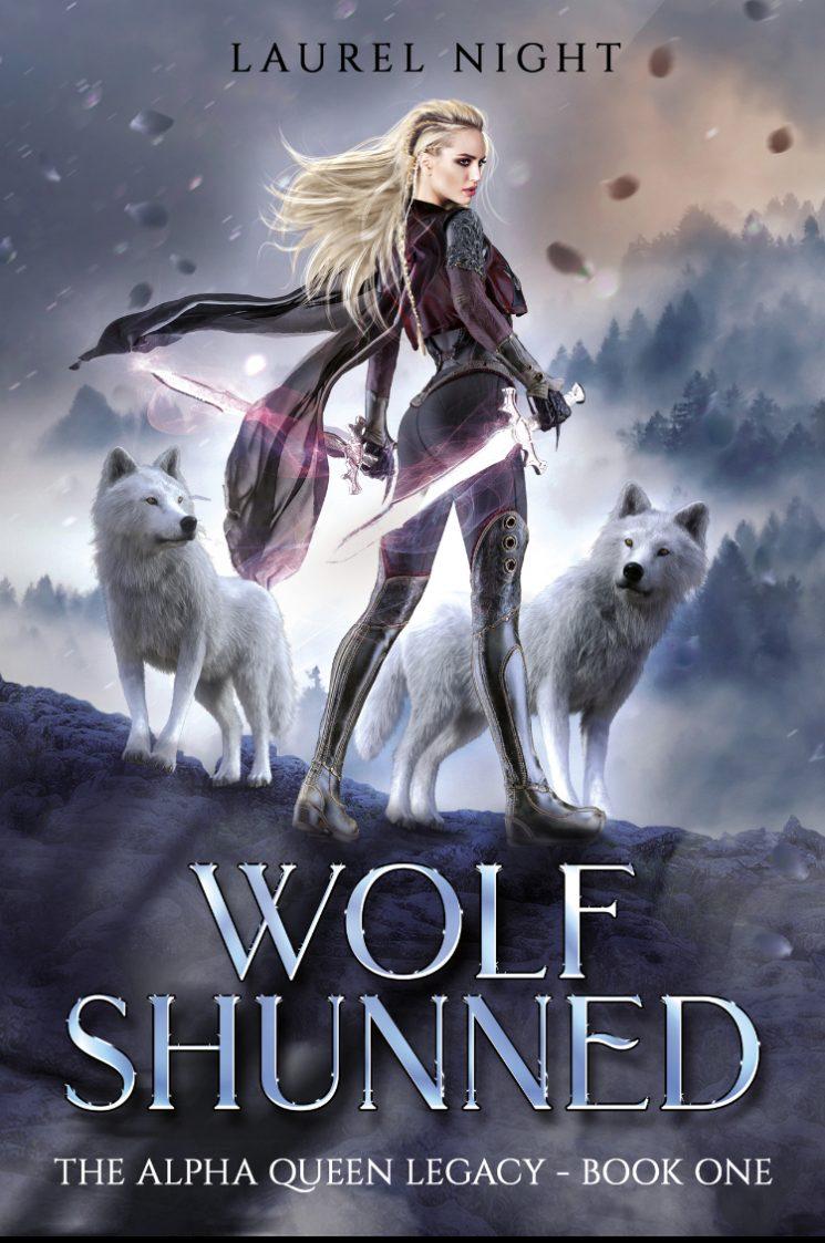 Wolf Shunned by Laurel Night - A Book Review #BookReview #NewRelease #ReverseHarem #SlowBurn #KindleUnlimited #KU #Shifters