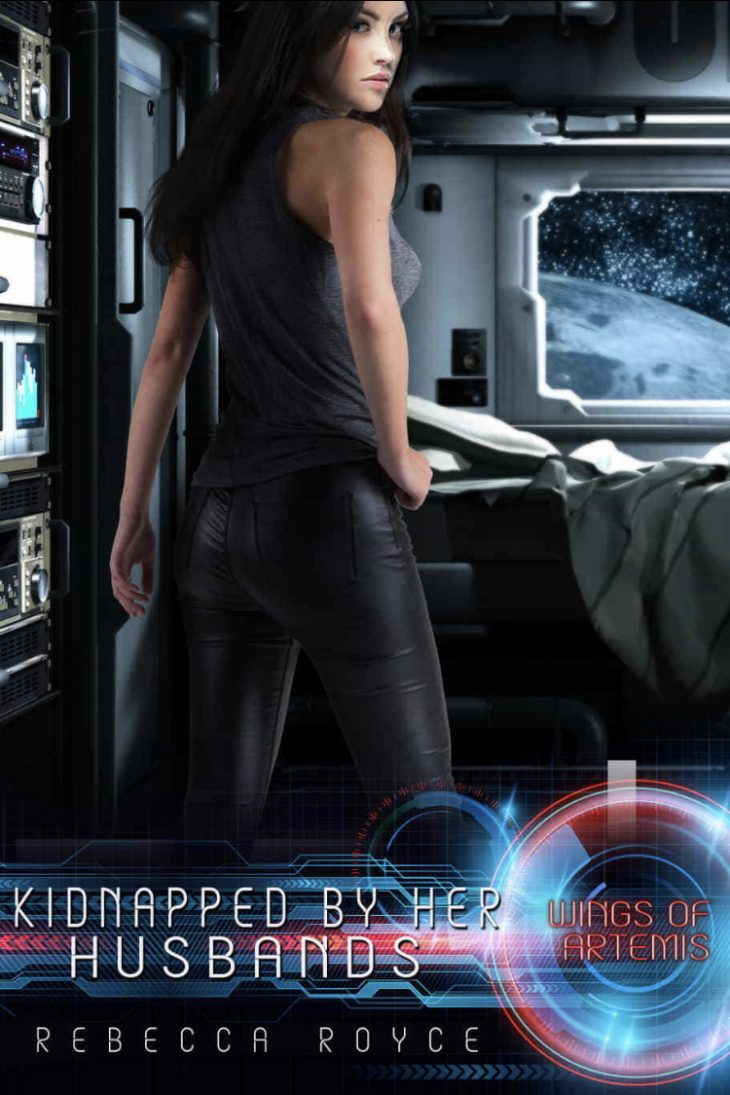 Kidnapped By Her Husbands by Rebecca Royce - A Book Review #BookReview #SciFi #RH #MediumBurn #SeriesComplete #KU #KindleUnlimited