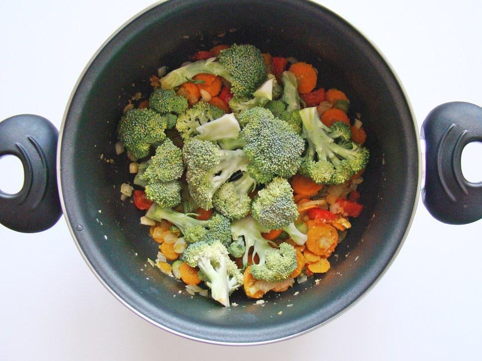 Simple Cream of Broccoli Soup